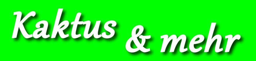 Kaktus & mehr-Logo